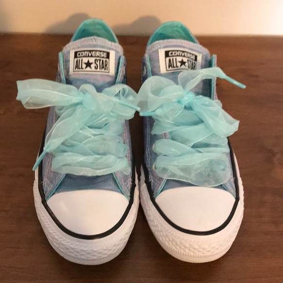 e3d393cb79c5 Converse Shoes - Mermaid Converse